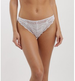 raquellingerie PANTIES Thong Carmel White Thong