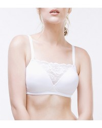 Eleonor White Mastectomy Bra