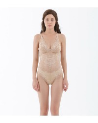 Sheera Bodysuit Nude